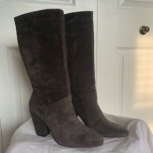 1. State Maribell Mid Calf Suede Boot NWT Sz 6.5